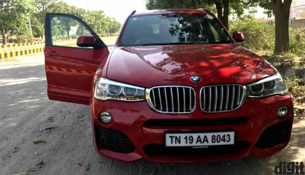 BMW X3 xDrive30d M Sport review: The enthusiast's SUV