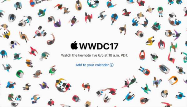 Here's how to live stream Apple's WWDC 2017 keynote on June 5