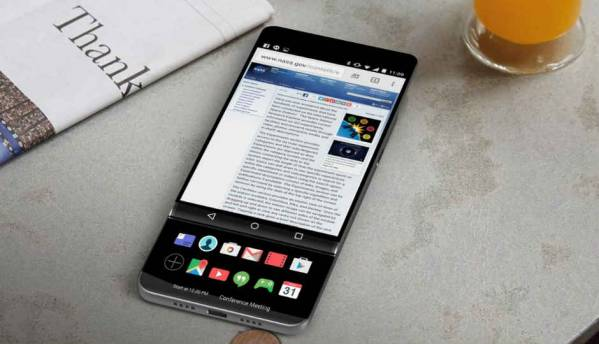 LG planning to launch the LG V30 at IFA 2017 in Berlin: Report