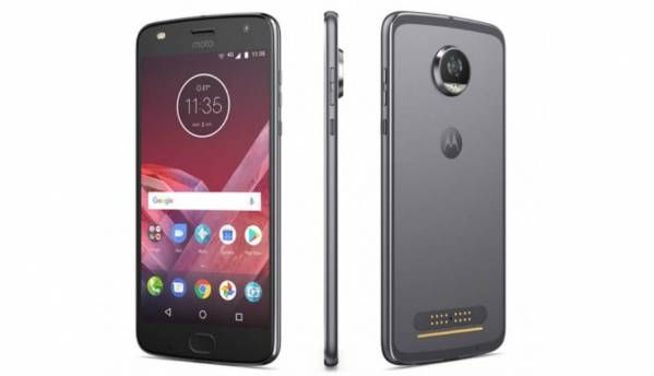 Moto Z2 Play with thinner design, smaller battery launched alongside four new MotoMods