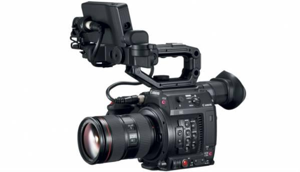 Canon EOS C200 digital cinema camera launched