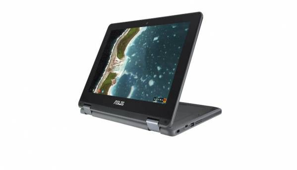 Asus launches Chromebook Flip C213 laptop with Chrome OS