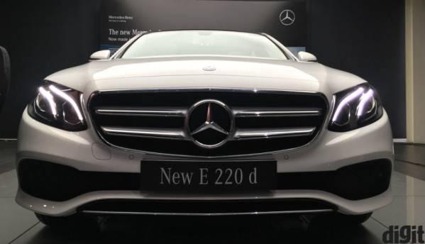 Mercedes Benz E220d Long Wheelbase: First Look