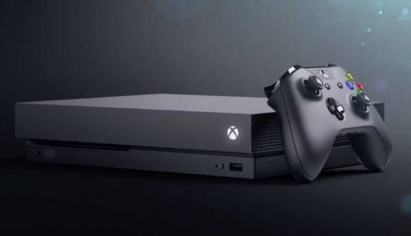 Microsoft announces Xbox One X at E3 2017, priced at $499 available November 7