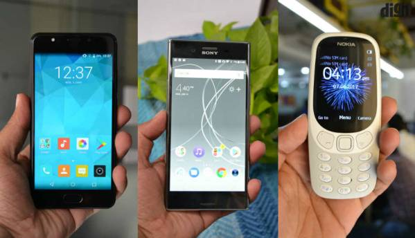 18 New and Upcoming phones in India (June 2017)