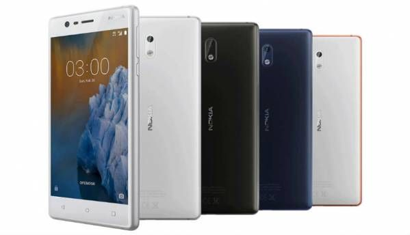 Nokia 3 now available via offline retail channels priced at Rs 9,499