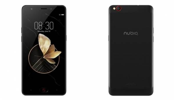 Nubia M2 Play with wide-angle selfie camera, Android Nougat launched in China