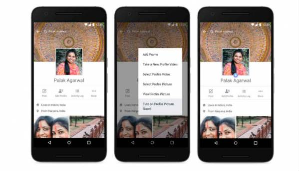 Facebook is giving Indian users more control over their profile pictures