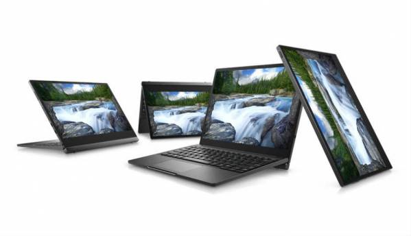 Dell Latitude 7285 is the world's first 2-in-1 with wireless charging support