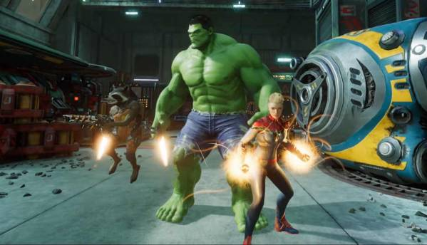 Marvel's new game allows you to be The Hulk in VR