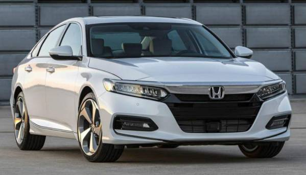 2018 Honda Accord: First look at the technology inside
