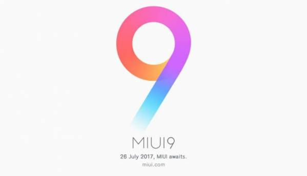 MIUI 9 global beta ROM rolling out for second batch of supported Xiaomi devices