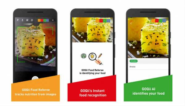 GOQiilaunches AI-powered Auto food recognition feature andArena Motivation Network