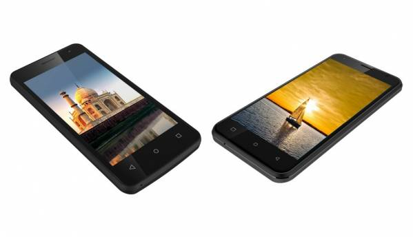 iVoomi Me 4, Me 5 with Android Nougat launched in India at Rs 3,499, Rs 4,499