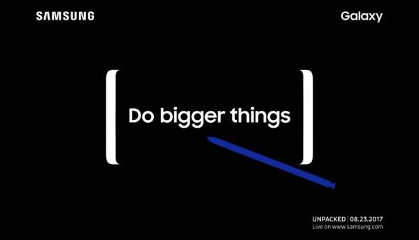Samsung Galaxy Note 8 launch today: Specifications, Price, Live stream and everything else you need to know