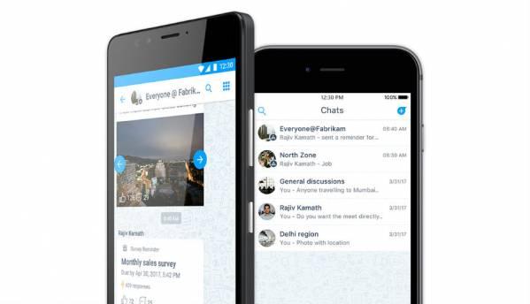 Microsoft launches its Kaizala productivity app in India