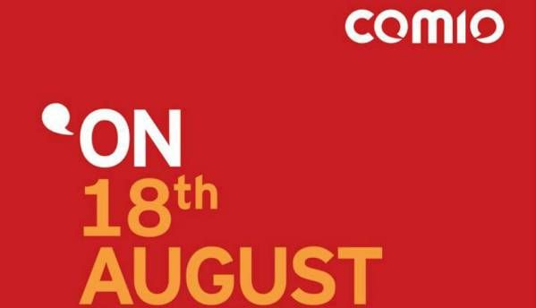 Comio smartphones from Topwise launching in India on August 18
