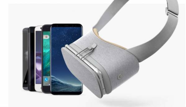 Samsung Galaxy S8 and S8+ finally get Daydream VR support