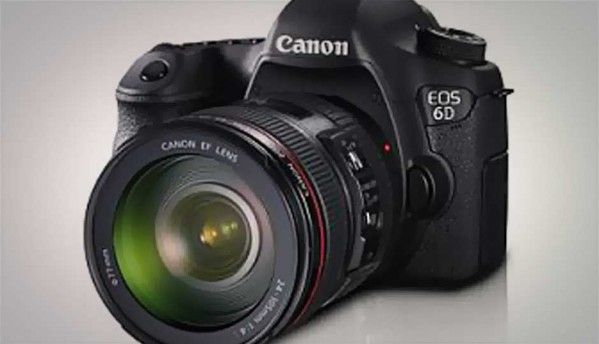 Canon launches its lightest DSLR - EOS 6D - in India at Rs. 1,66,995