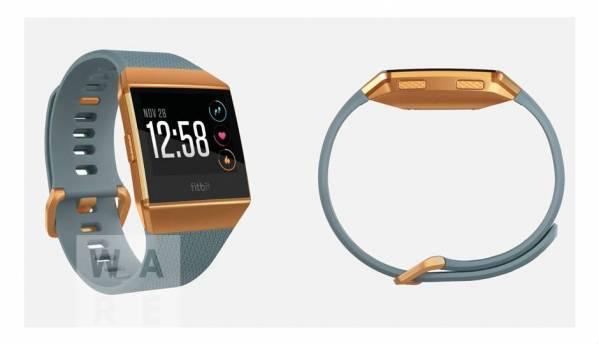 Fitbit's upcoming smartwatch renders leak, looks like a thinner version of Blaze