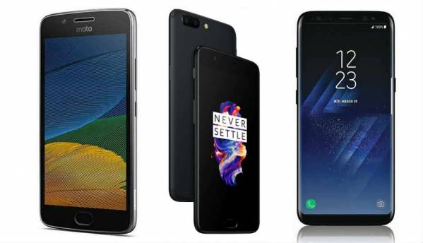 Best smartphones in India for all budgets (August 2017)