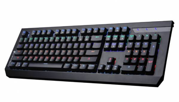 Zebronics Max Plus Mechanical Gaming Keyboard launched at Rs 2,999