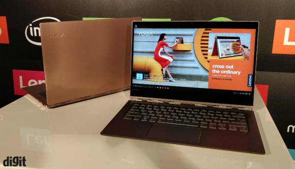 IFA 2017: A look at the Lenovo's Yoga 920, 720 and Miix 520