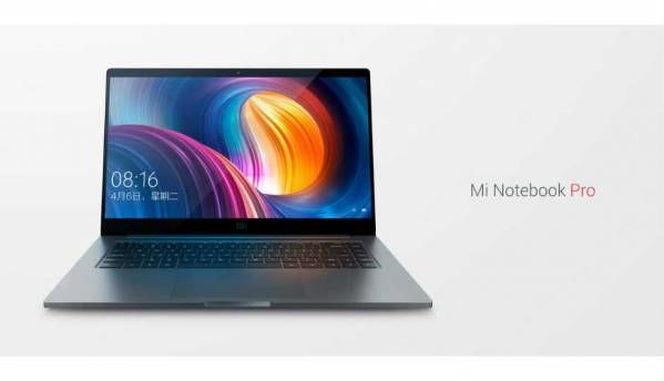 Xiaomi Mi Notebook Pro with Intel's 8th gen Core i7 processor launched, will compete with MacBook Pro