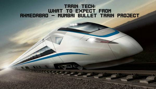 Technology that drives the Japanese 'Shinkansen' Bullet Trains headed to India