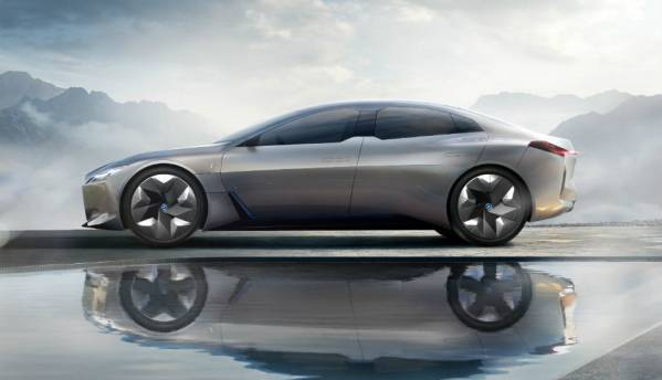 The BMW i Vision Dynamics: An in-depth walkaround