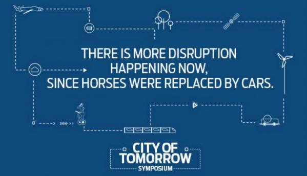 Ford's City of Tomorrow Symposium: Five key factors for building smart cities in India