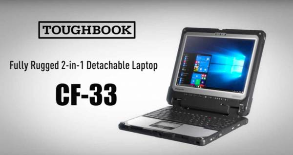 Panasonic launches 2-in-1 detachable Toughbook in India at Rs 2.7 lakh