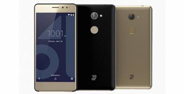10.or launches its 'G' smartphones exclusively on Amazon priced at Rs 10,999