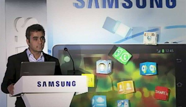 Samsung Galaxy Camera launched in India at Rs. 29,990
