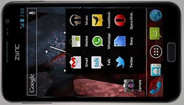 Zync launches dual-SIM 5-inch 'Cloud Z5' phablet for Rs. 9,490