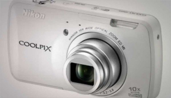Hands on: Android-based Nikon Coolpix S800c camera