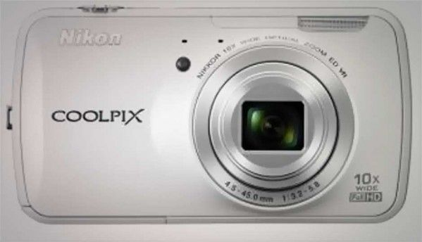 Nikon Coolpix S800c Android-powered camera launches for Rs. 20,950
