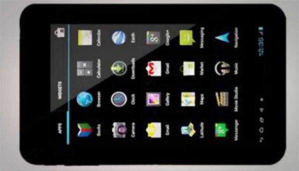 Zync unveils Z930 budget ICS tablet, promises Jelly Bean update