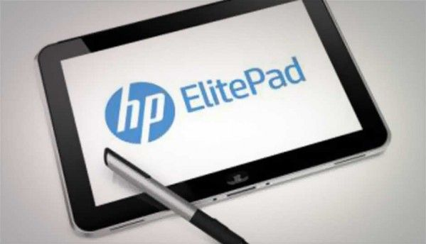 HP introduces 'ElitePad 900' slate, featuring Win 8, Intel Atom CPU and 64GB SSD