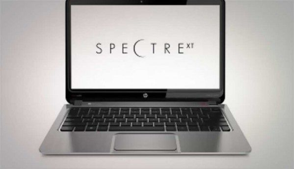 HP Spectre XT launches in India for Rs. 64,990