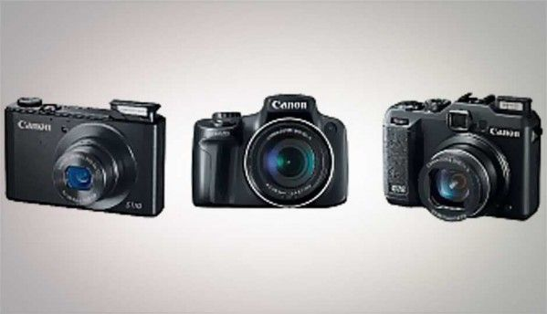 Canon announces three PowerShot cameras for India