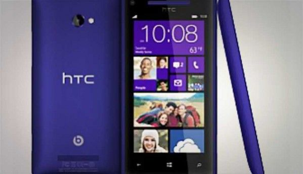 HTC Windows Phone 8X to hit shelves on November 8?