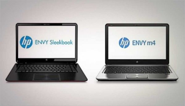 HP adds Envy m4 and Pavilion Sleekbooks to Windows 8 lineup