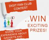 Digit Fan Club Contest