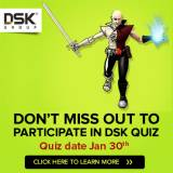 DSK Quiz