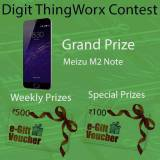 Digit ThingWorx IOT contest