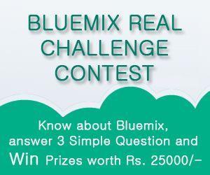Bluemix Real Challenge Contest