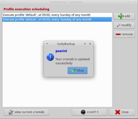 Lookout For Your Linux | Chapter No  6 | Fasttrack To Backing Up
