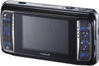 Fujifilm FInePix REAL 3D W1 Back shot