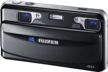 Fujifilm FInePix REAL 3D W1 Front shot